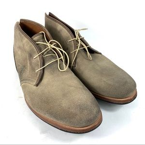 Timberland Wode House Suede Chukka Boots